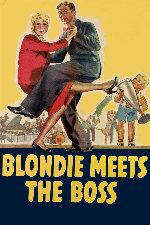 Blondie Meets the Boss (1939)
