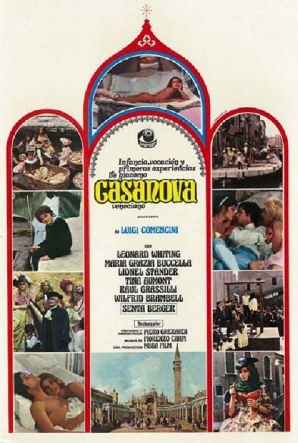 Giacomo Casanova: Childhood and Adolescence (1969)