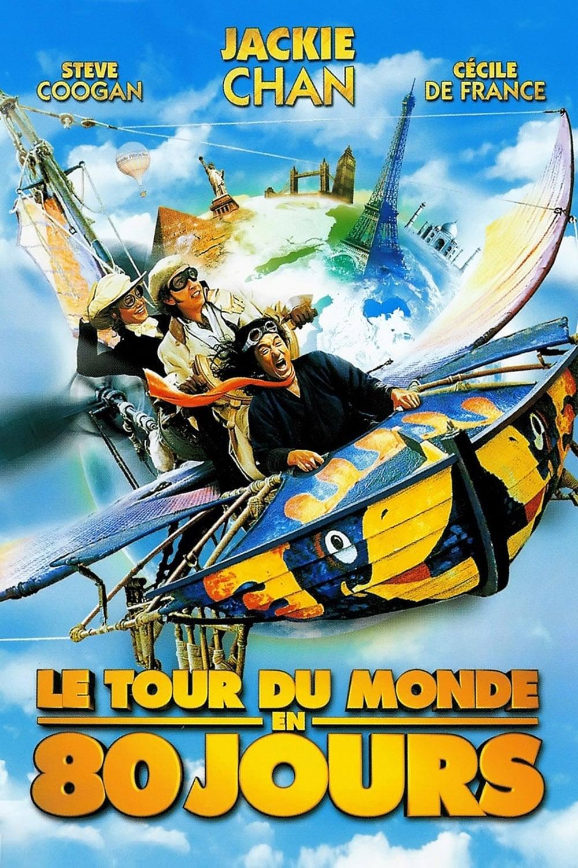 Voir Le Tour du monde en 80 Jours - 2004