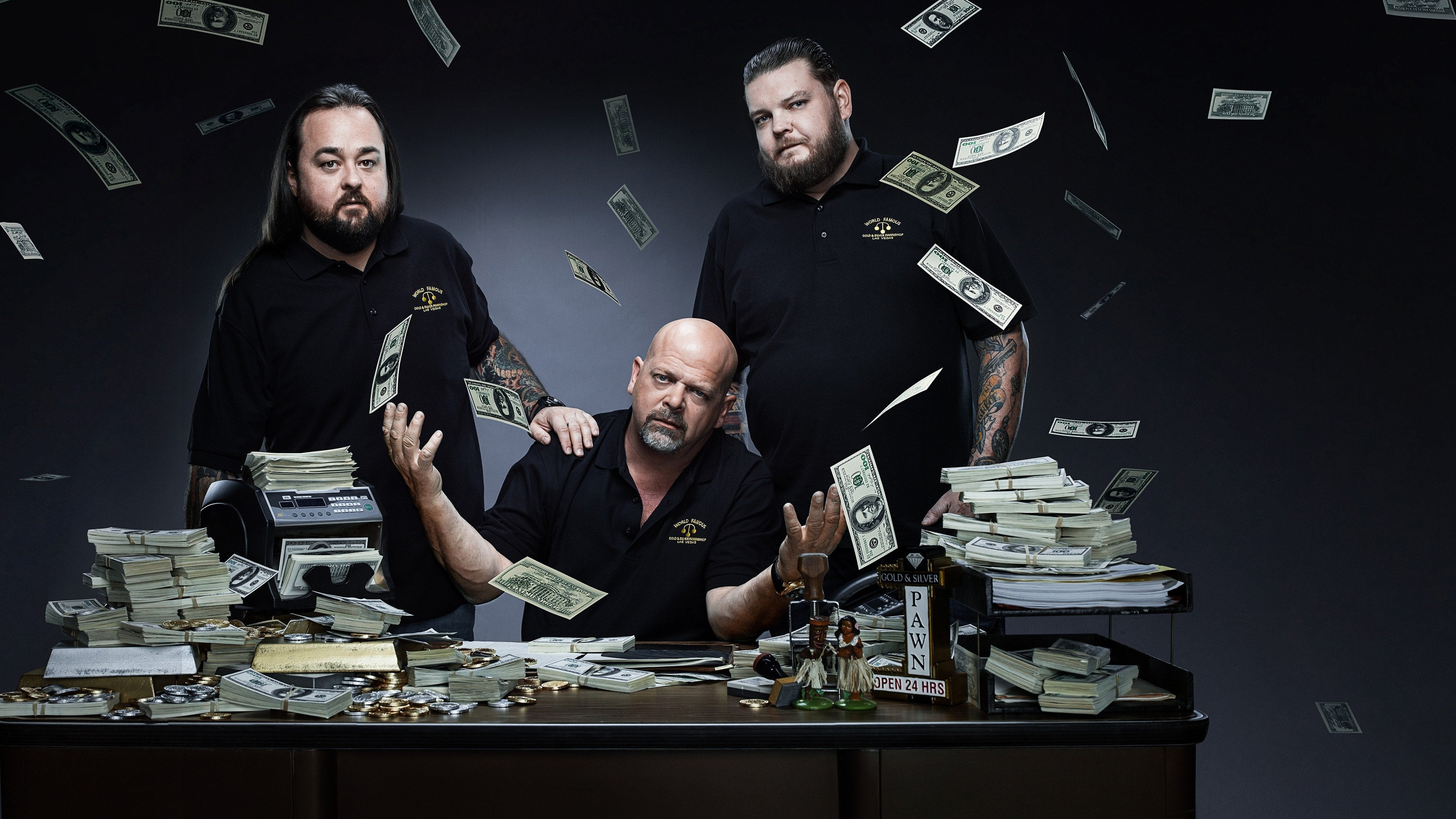 Pawn Stars - Season 5 Episode 26 : Guns Blazing