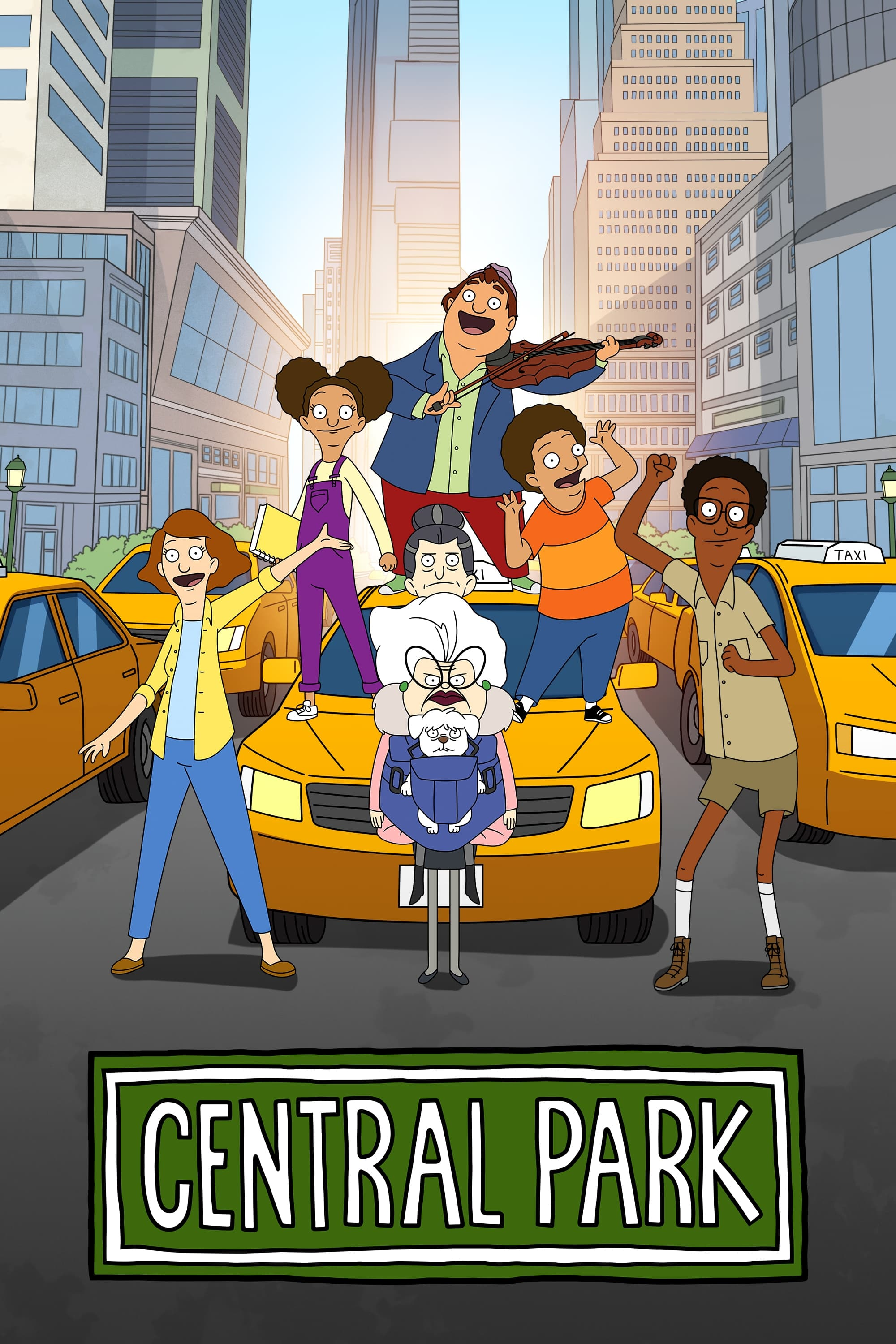 Central Park TV Shows About Musical