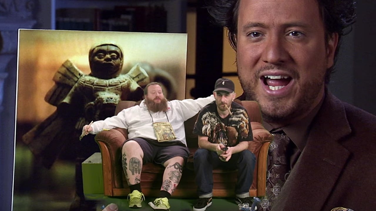 Traveling the Stars: Ancient Aliens with Action Bronson and Friends - 420 Special Trailer