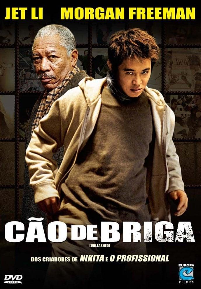 Cão de Briga poster, capa, cartaz