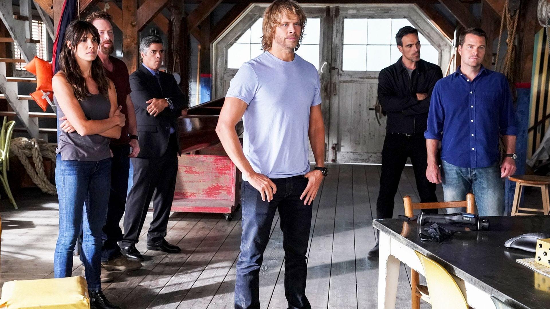 NCIS: Los Angeles Season 10 :Episode 8  The Patton Project