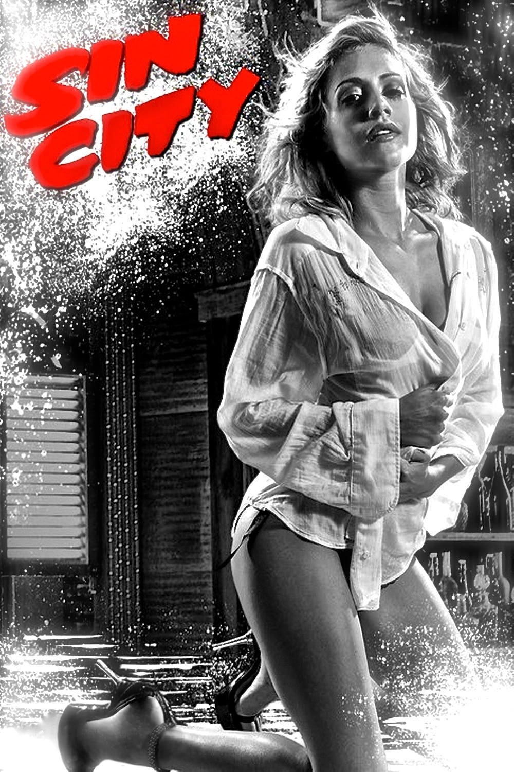 Sin City (2005) - Posters — The Movie Database (TMDb)