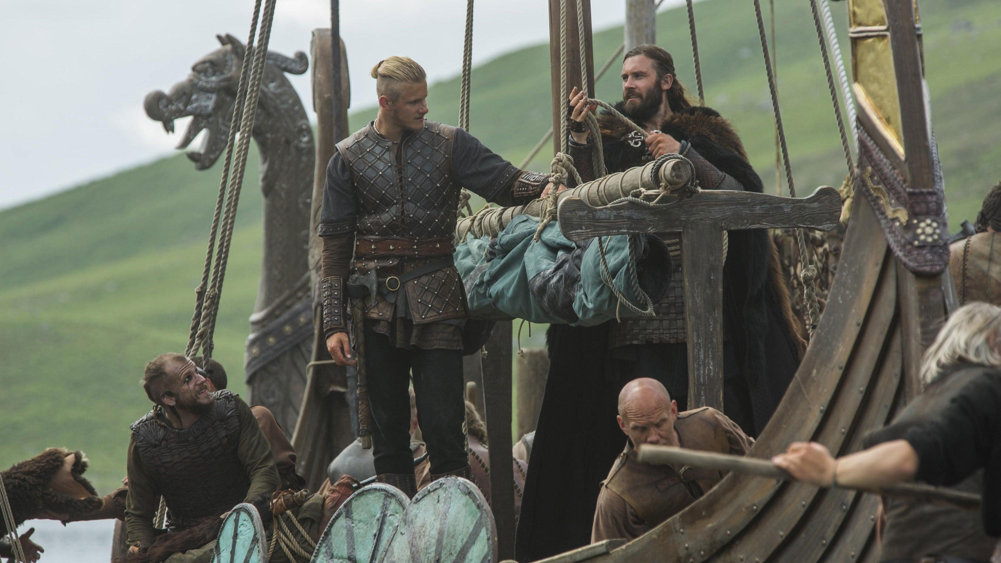 Vikings – Saison 3 Streaming HD