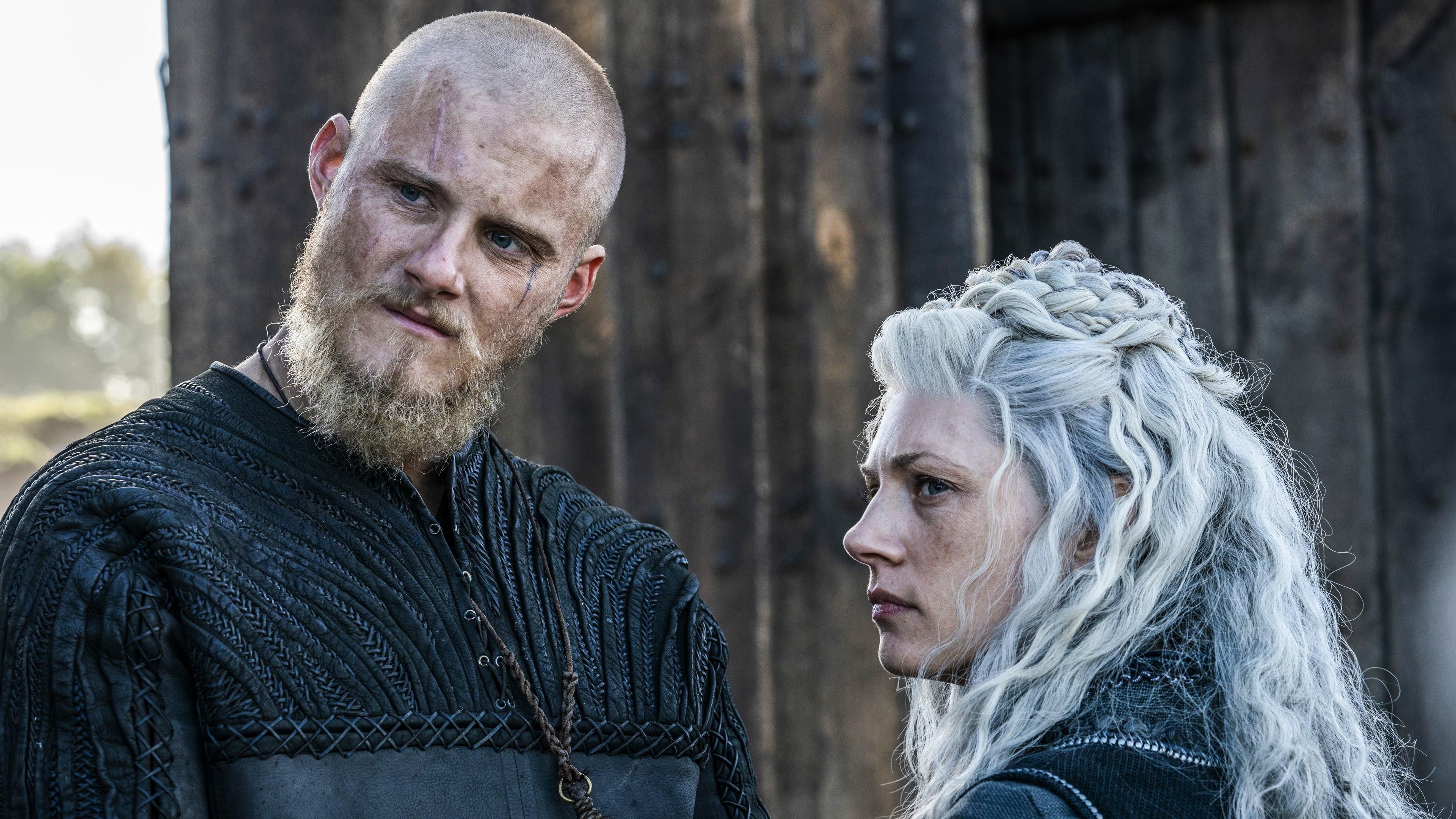 Vikings Season 6 :Episode 1  New Beginnings