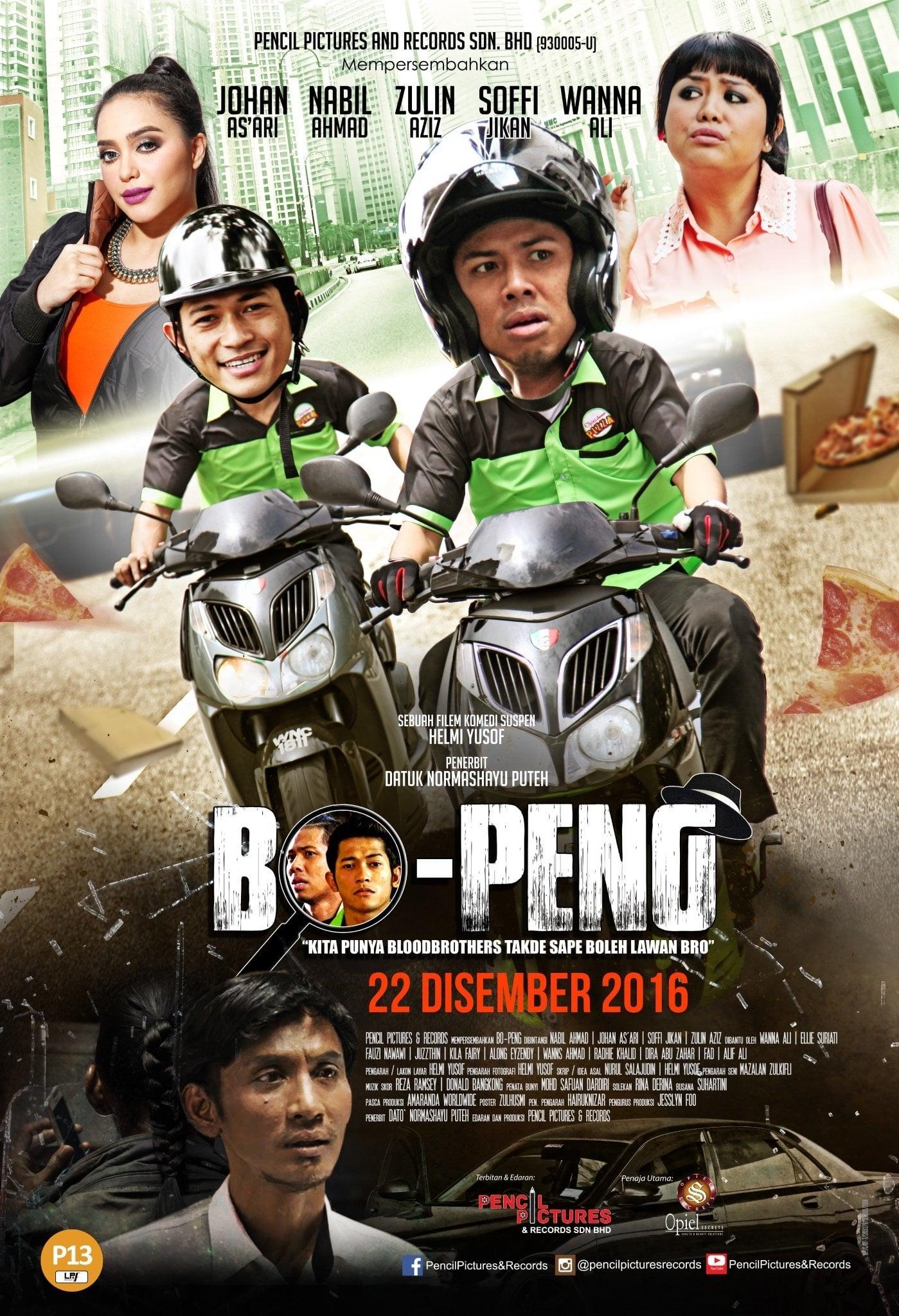 Ver Bo-Peng Online HD Español (2016)