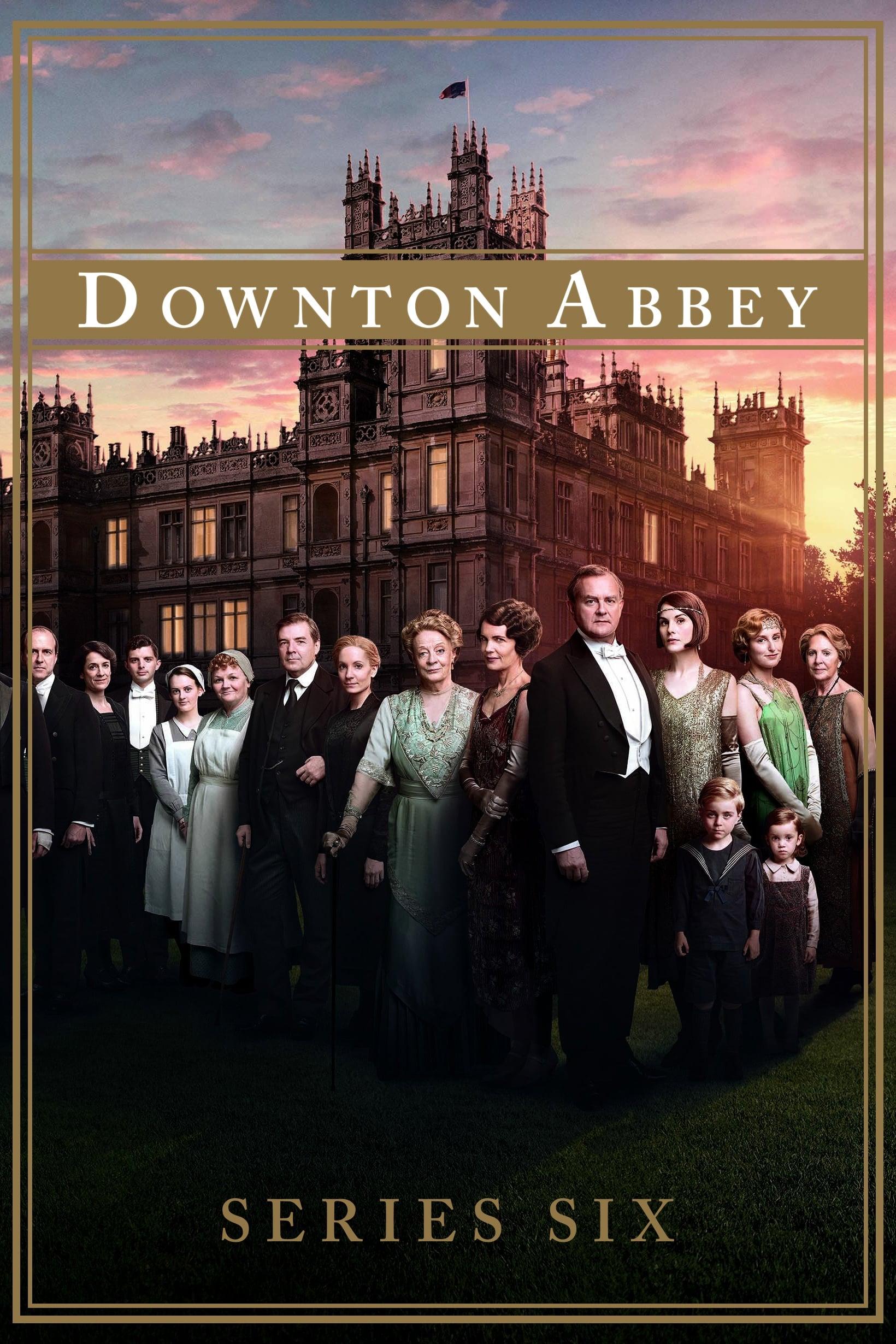 Downton Abbey Tv