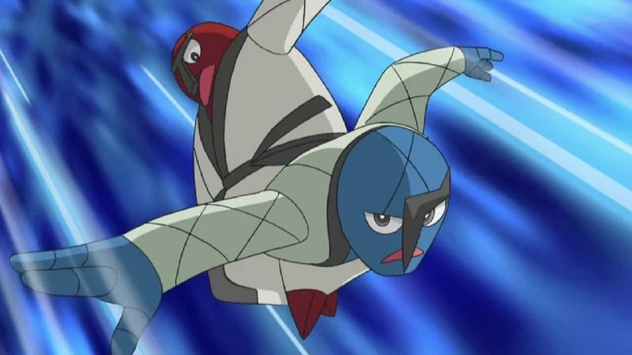 Pokémon Season 15 :Episode 25  Commanding the Clubsplosion Crown!