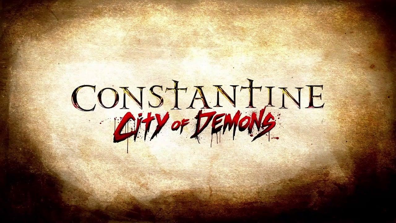 Constantine: Ciudad de Demonios
