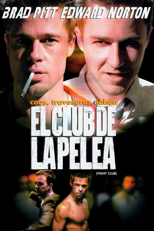 Pelicula EL CLUB DE LA PELEA (1999) HD 1080P LATINO/INGLES Online imagen