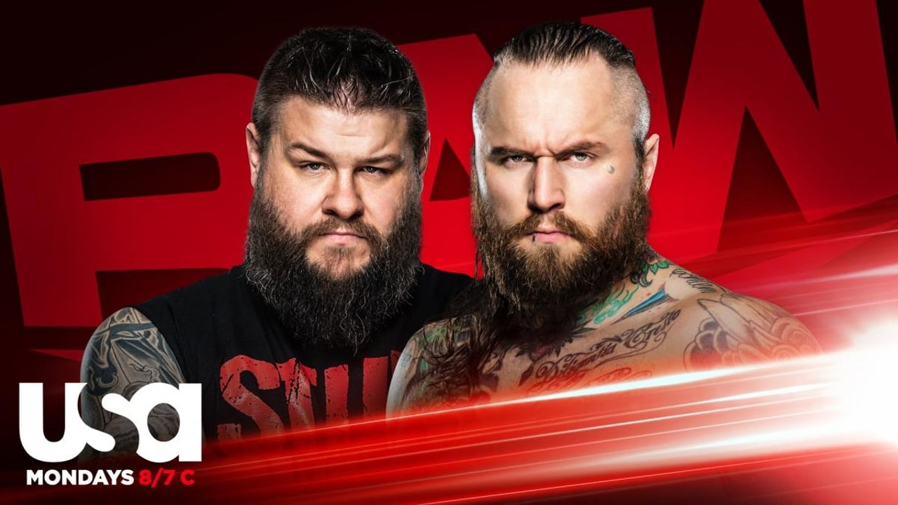 WWE Raw Season 28 :Episode 41  October 12, 2020