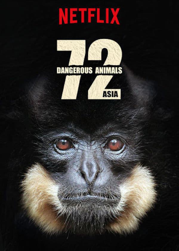72 Dangerous Animals: Asia (2018) 640Kbps 23Fps DD+ 6Ch TR NF Audio SHS
