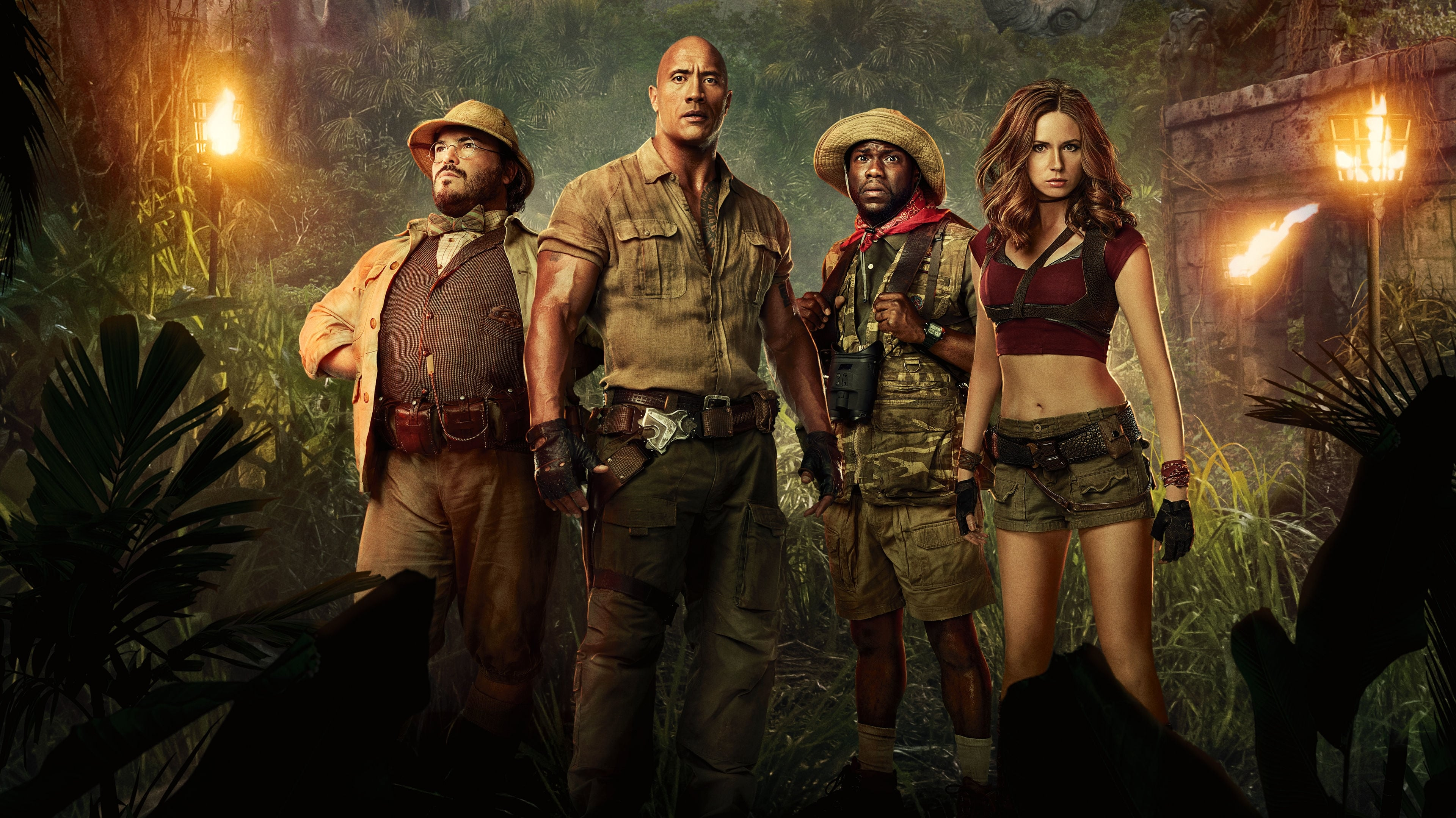 ჯუმანჯი 2 / Jumanji: Welcome to the Jungle