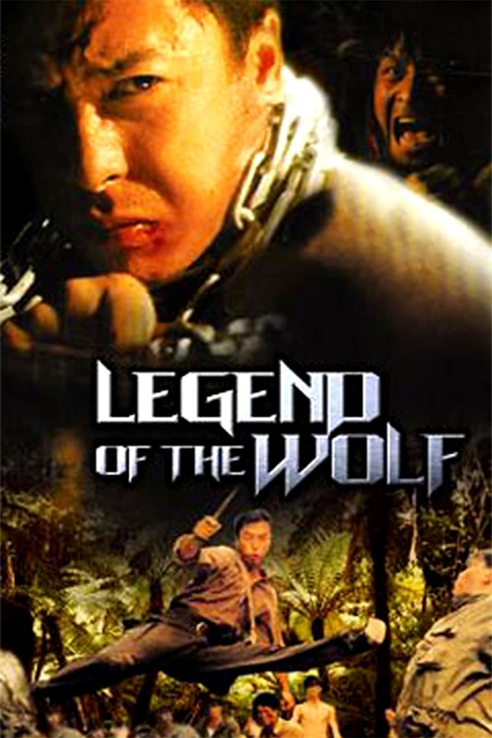 Legend of The Wolf (1997)