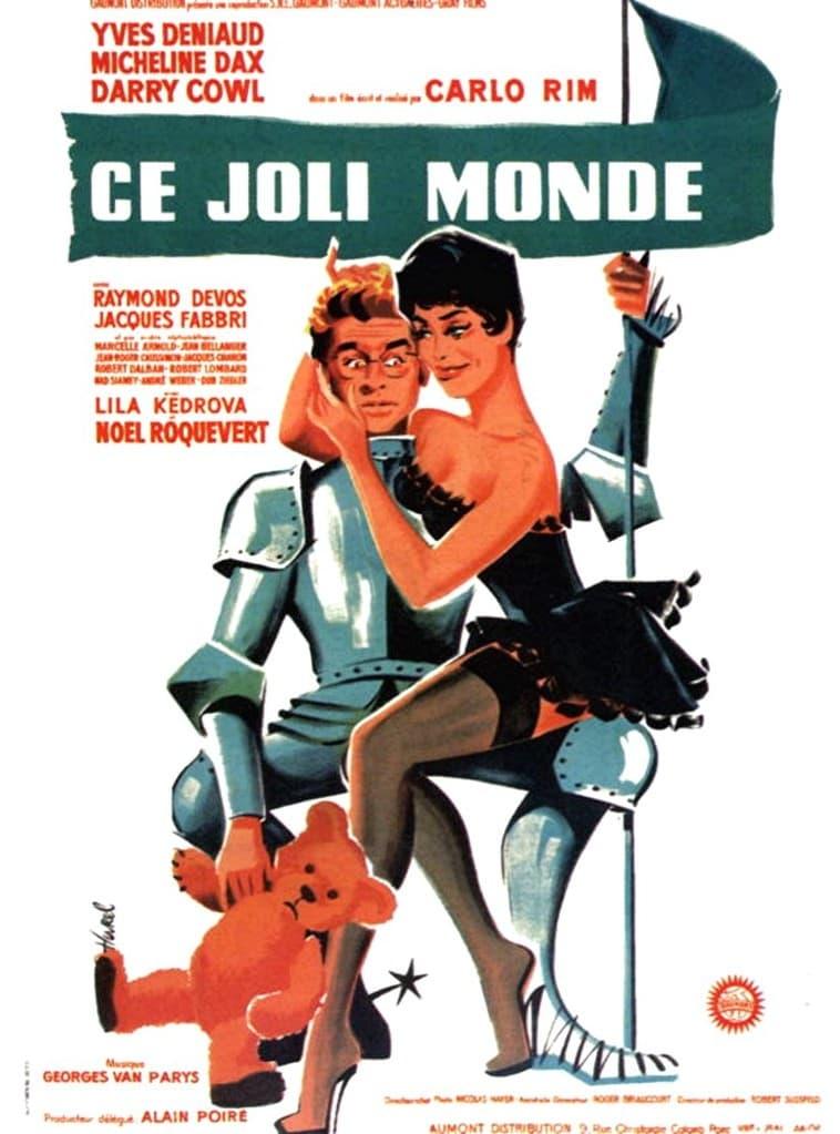 Ver Ce joli monde Online HD Español (1957)