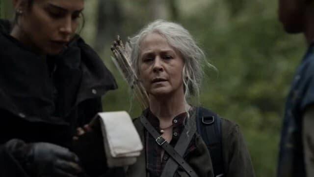 The Walking Dead Season 11 :Episode 6  On the Inside