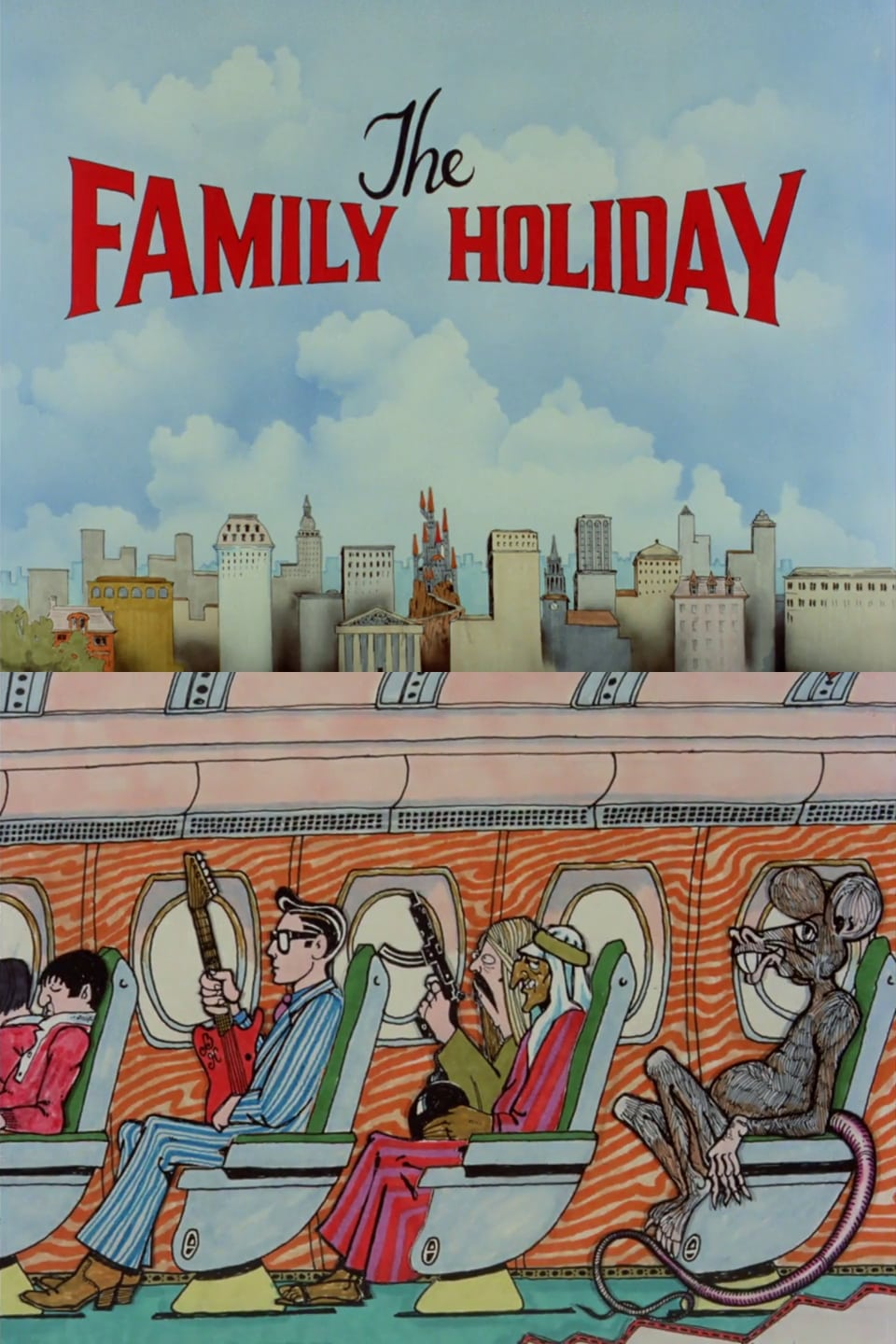 The Family Holiday (1975)