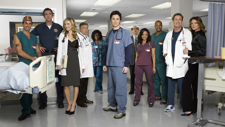 ABC gaat Scrubs per twee aflevering uitzenden