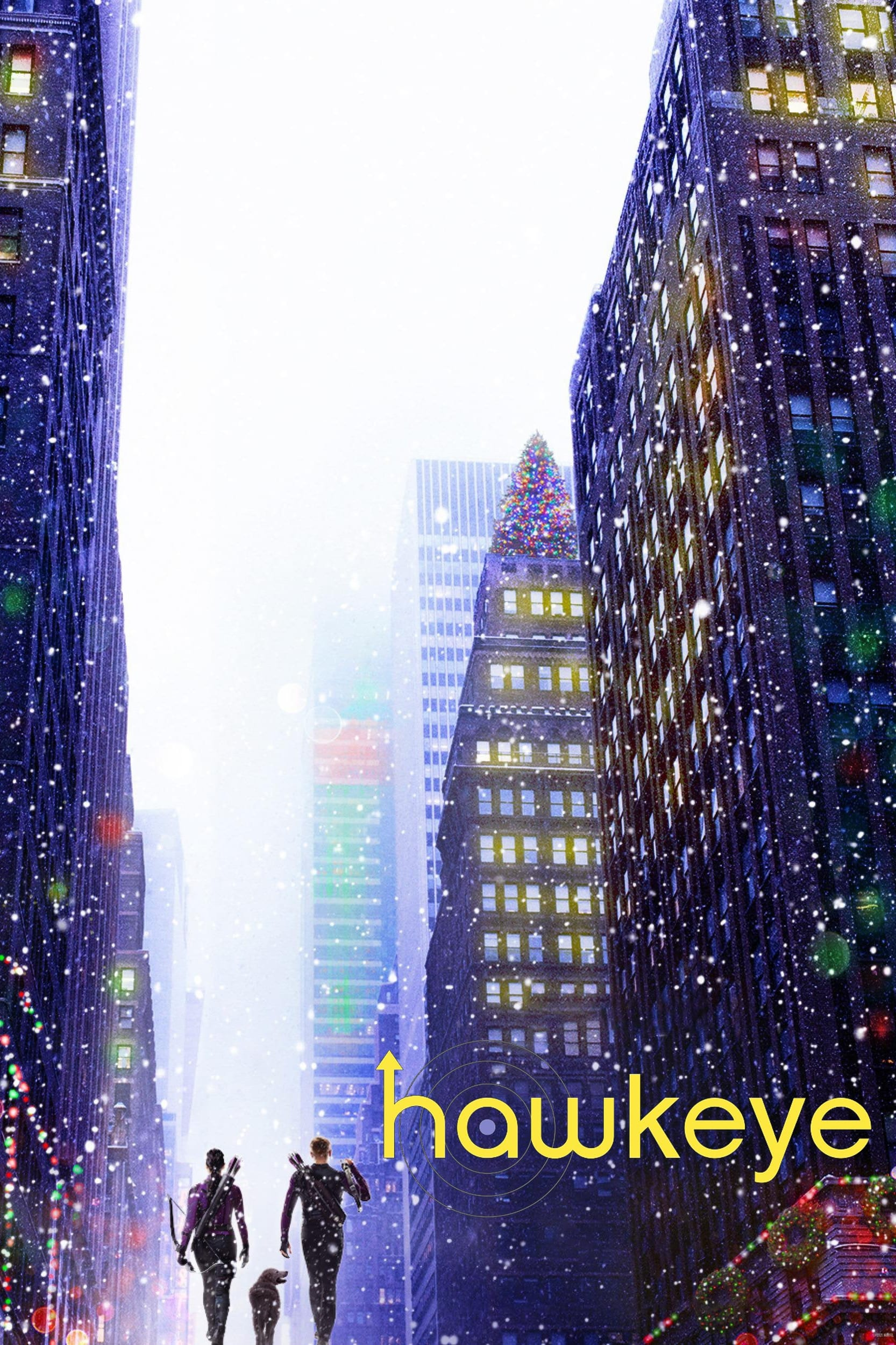 Hawkeye TV Shows About New York City