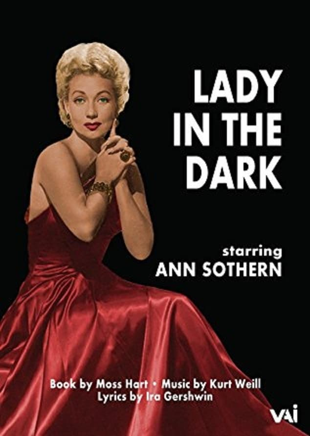 Lady in the Dark poster