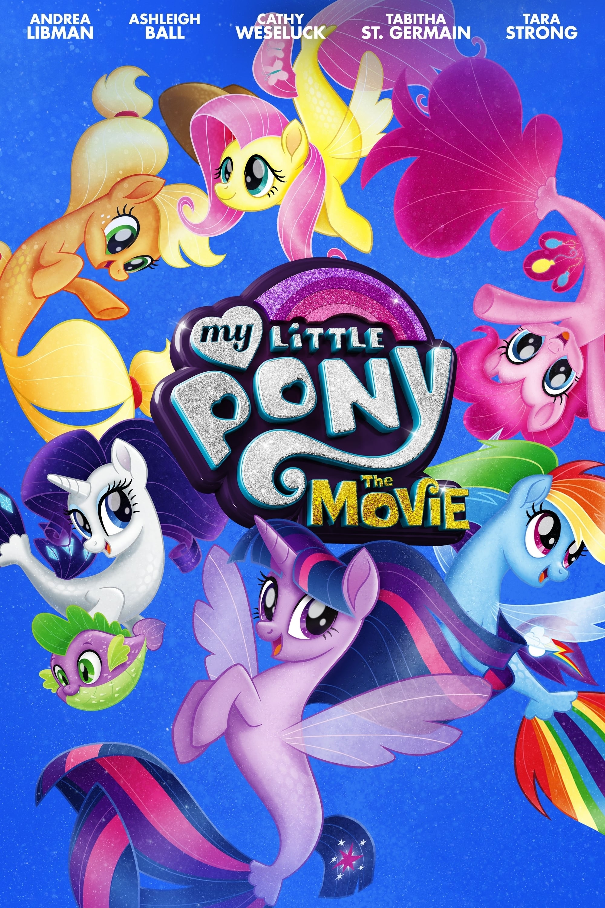 MY LITTLE PONY: LA PELICULA (2017) HD 1080P LATINO/INGLES