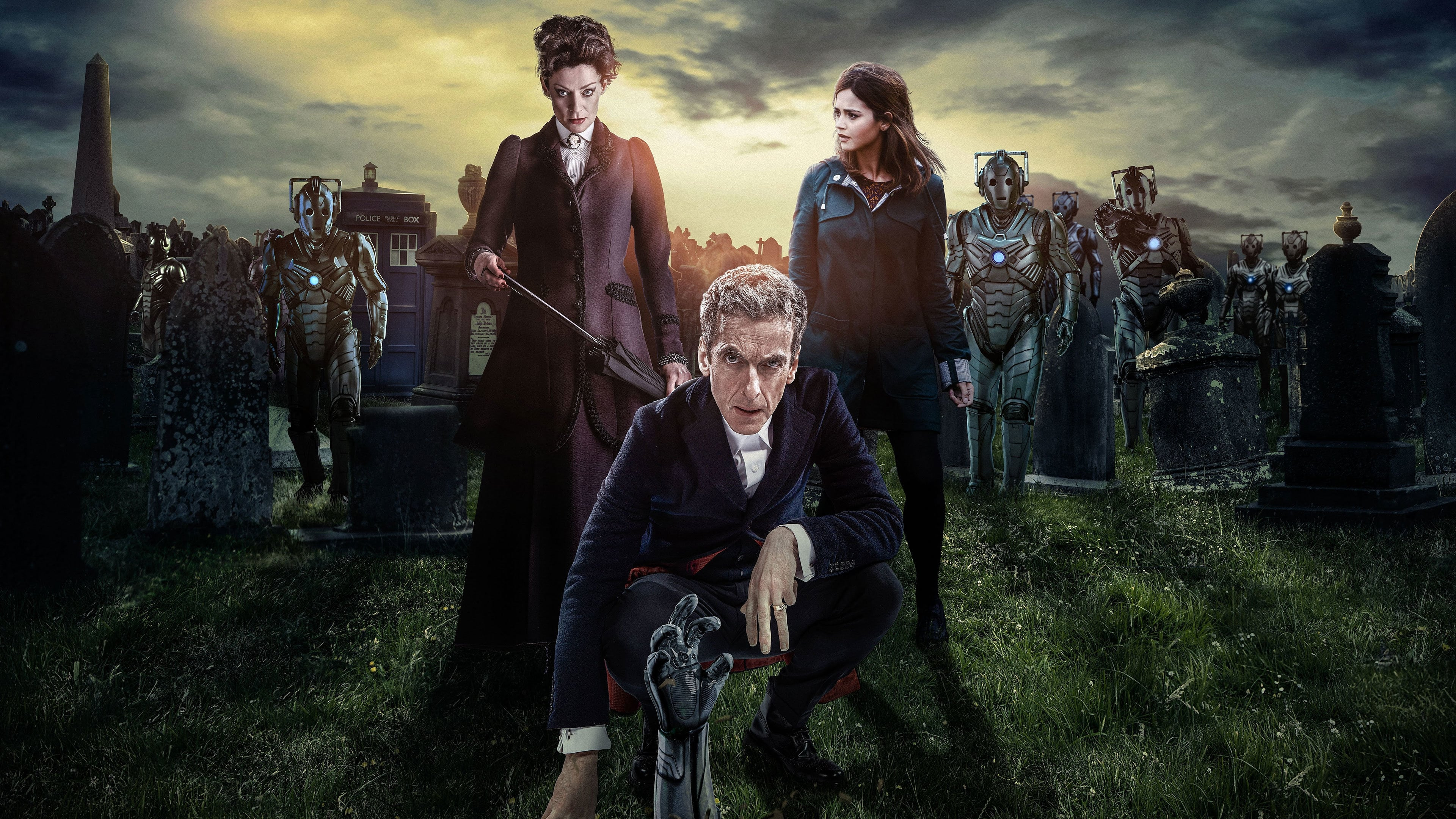 Doctor Who Season 8 :Episode 12  Death in Heaven