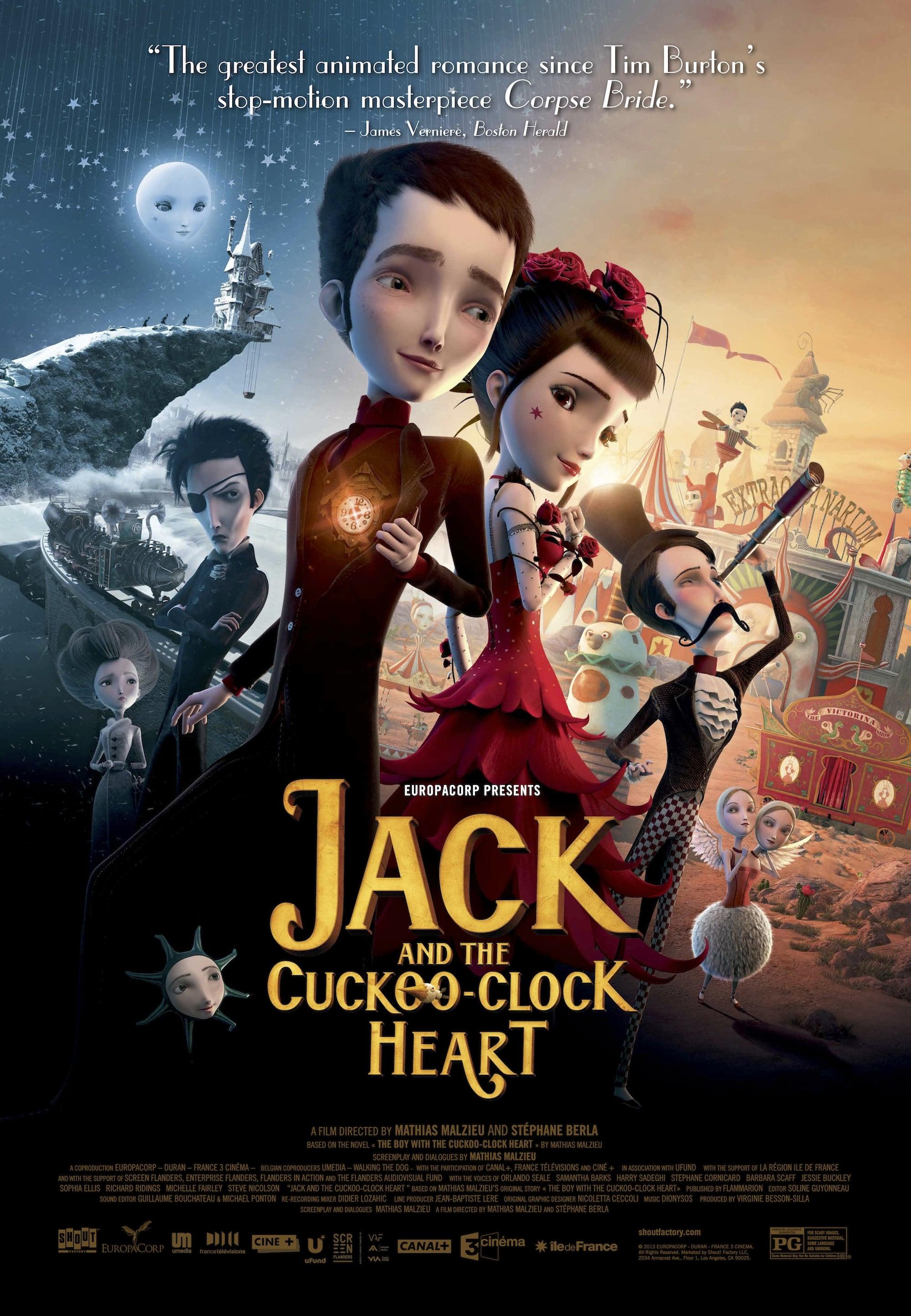 Jack and the Cuckoo-Clock Heart (2014)