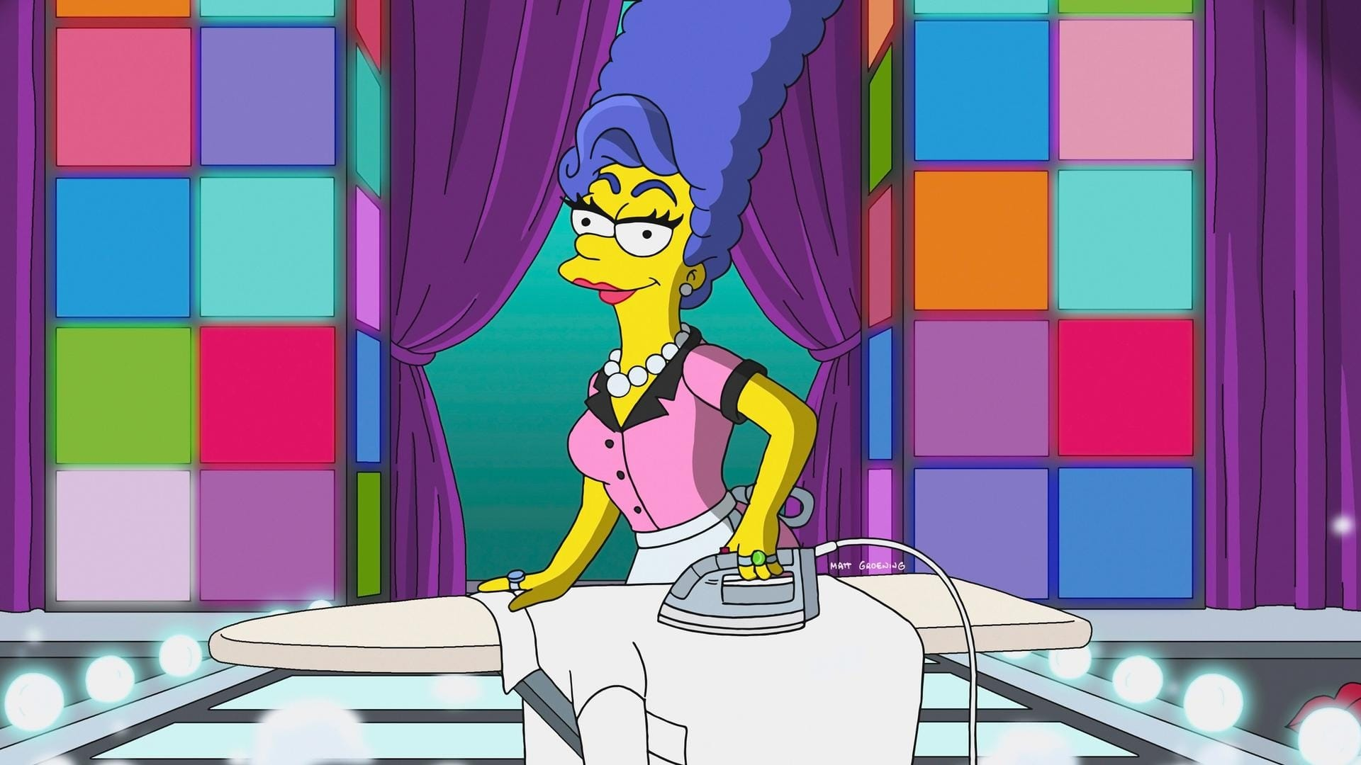 The Simpsons Season 30 :Episode 7  Werking Mom