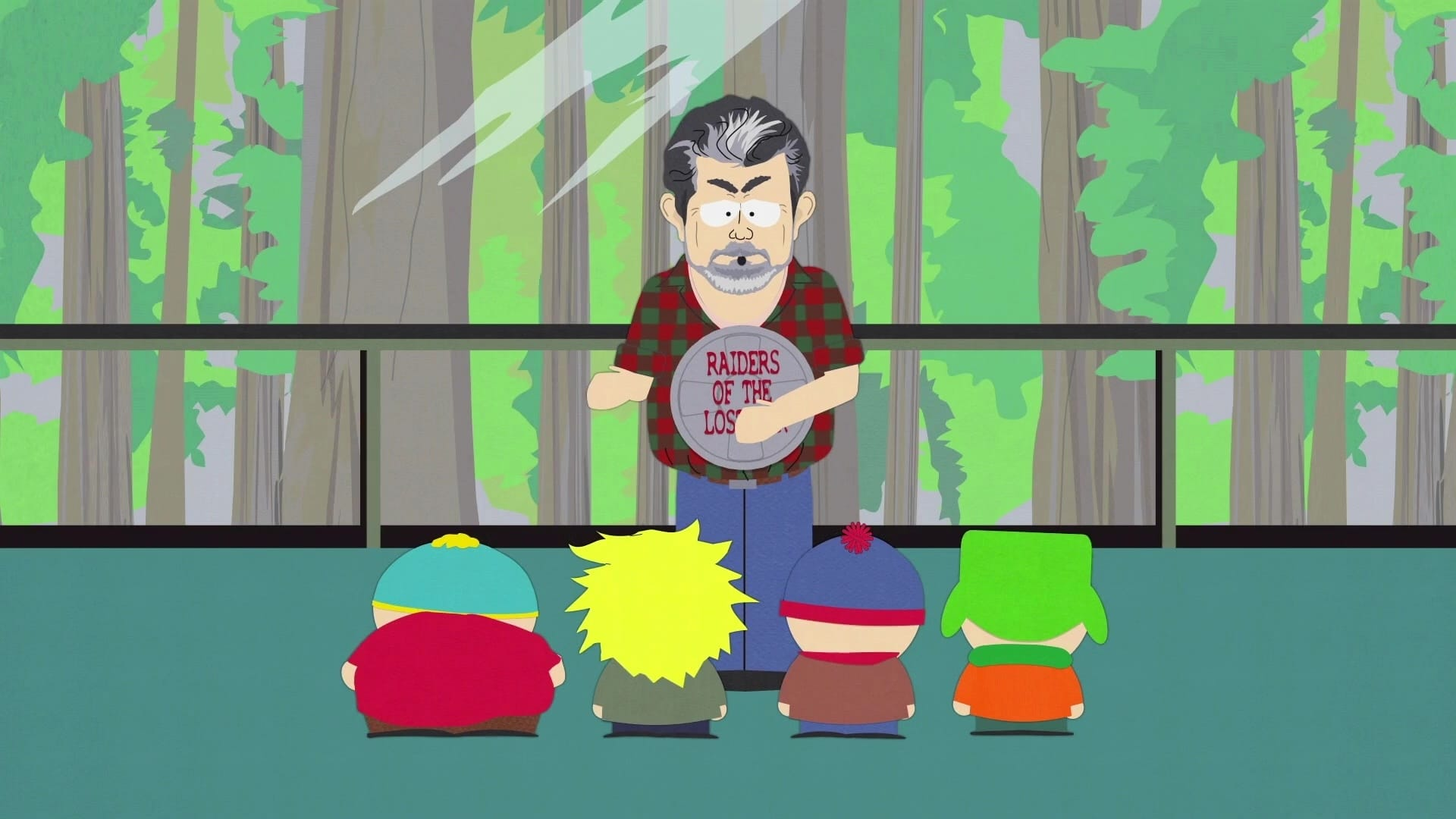 South Park Season 6 :Episode 9  Free Hat