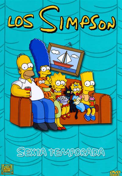 Los Simpson Season 6