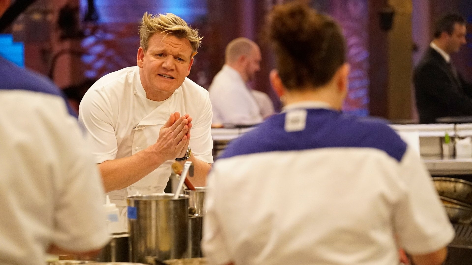 Watch Hells Kitchen Season  P