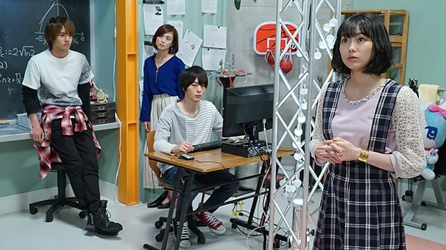 Kamen Rider Season 28 :Episode 41  The Truth of Best Match