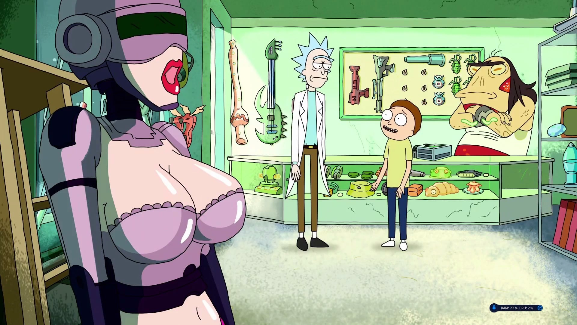 Watch Rick And Morty Season 1 Episode 7 Raising Gazorpazorp Hd Free Tv Show Tv Shows Amp Movies