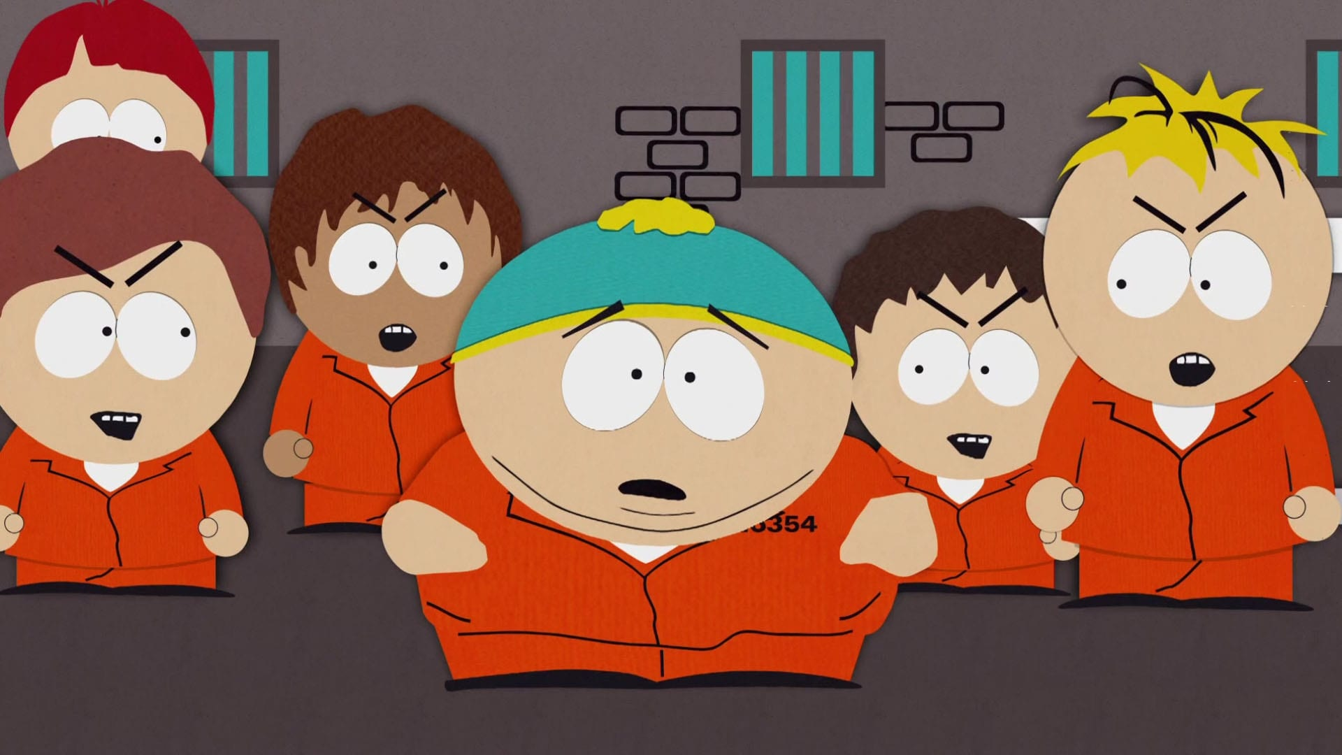 South Park Season 4 :Episode 2  Cartman's Silly Hate Crime 2000