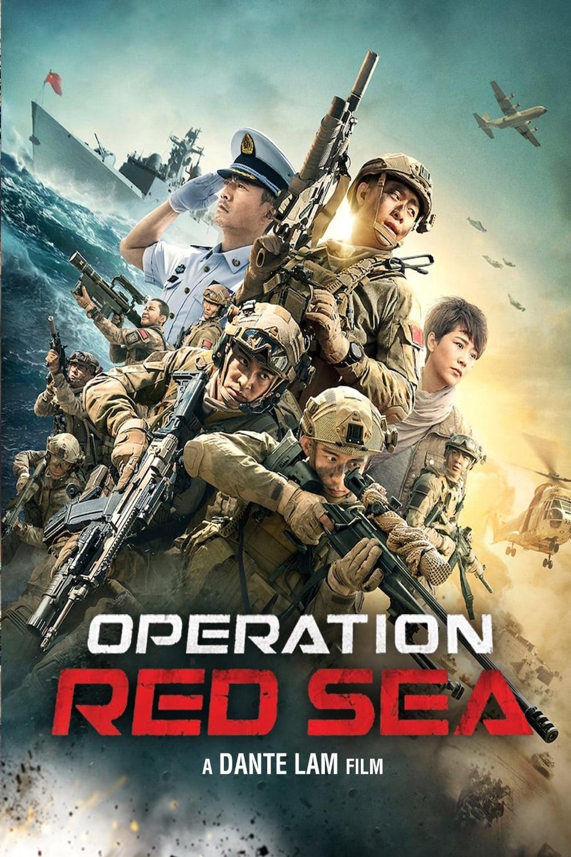Sequestro no Mar Vermelho poster, capa, cartaz