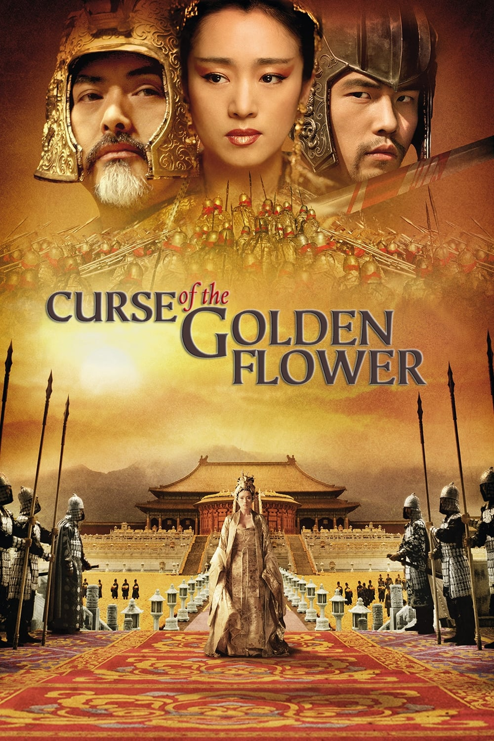 La maldición de la flor dorada (Curse of the Golden Flower)