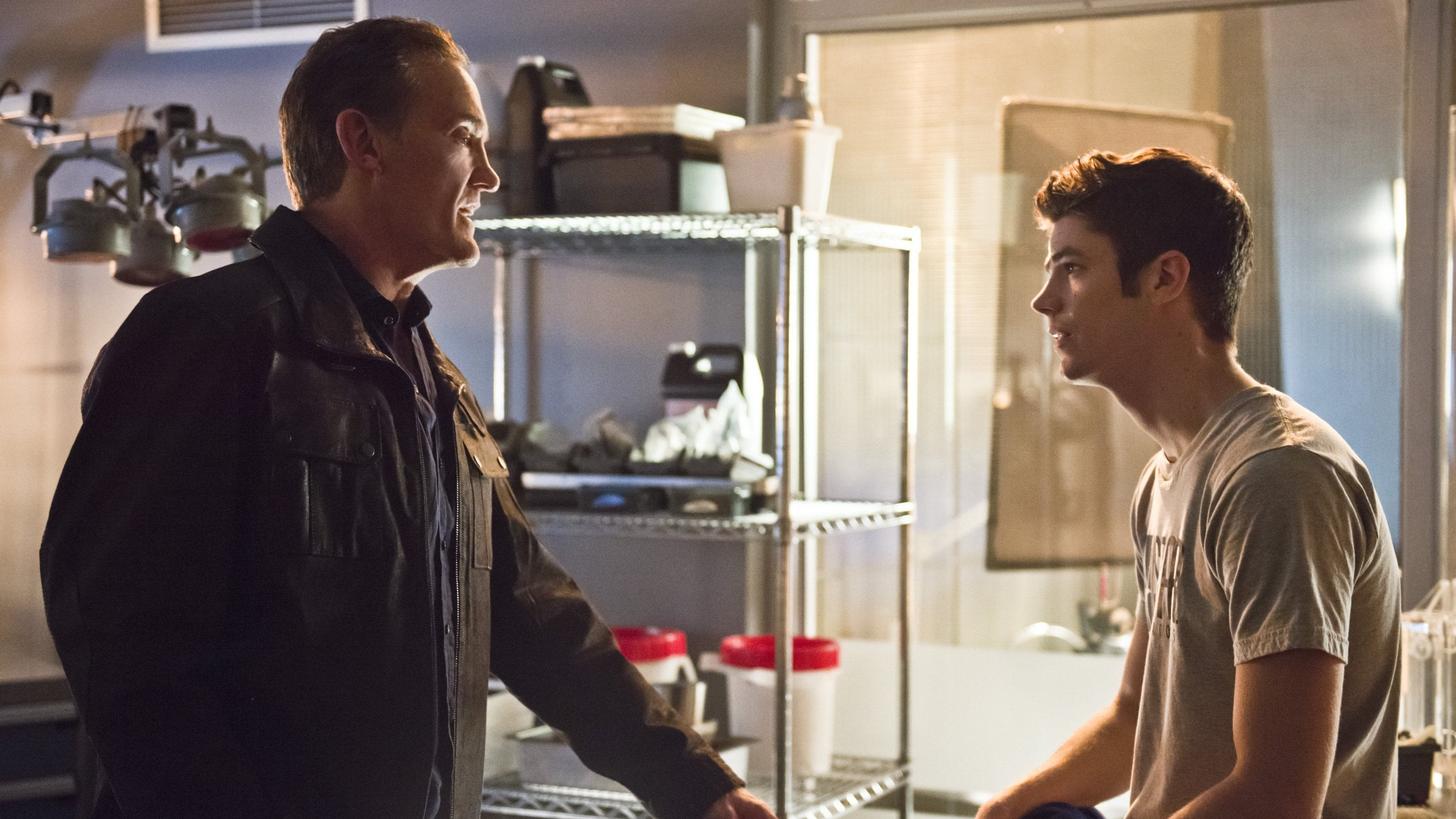The Flash Season 2 :Episode 7  Grodds Rückkehr