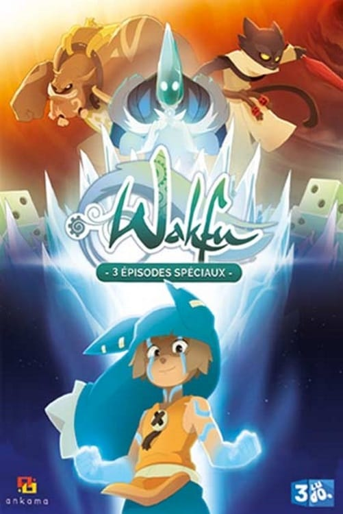 Wakfu: The Quest for the Six Eliatrope Dofus (1970)
