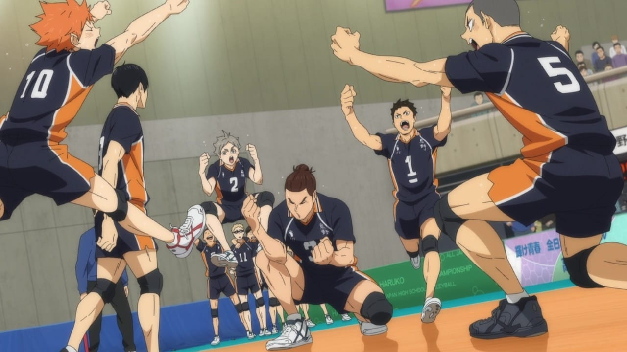 Haikyu!! - Season 4 Episode 11 : A Chance To Connect