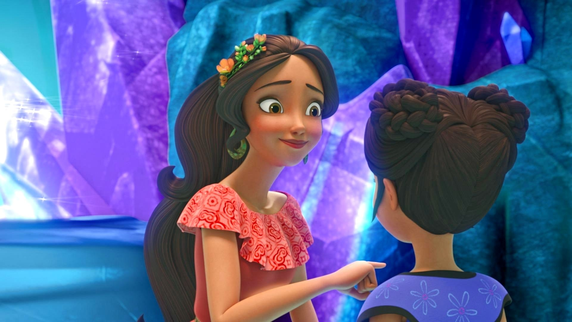 Elena of Avalor Season 1 :Episode 15  Crystal in the Rough
