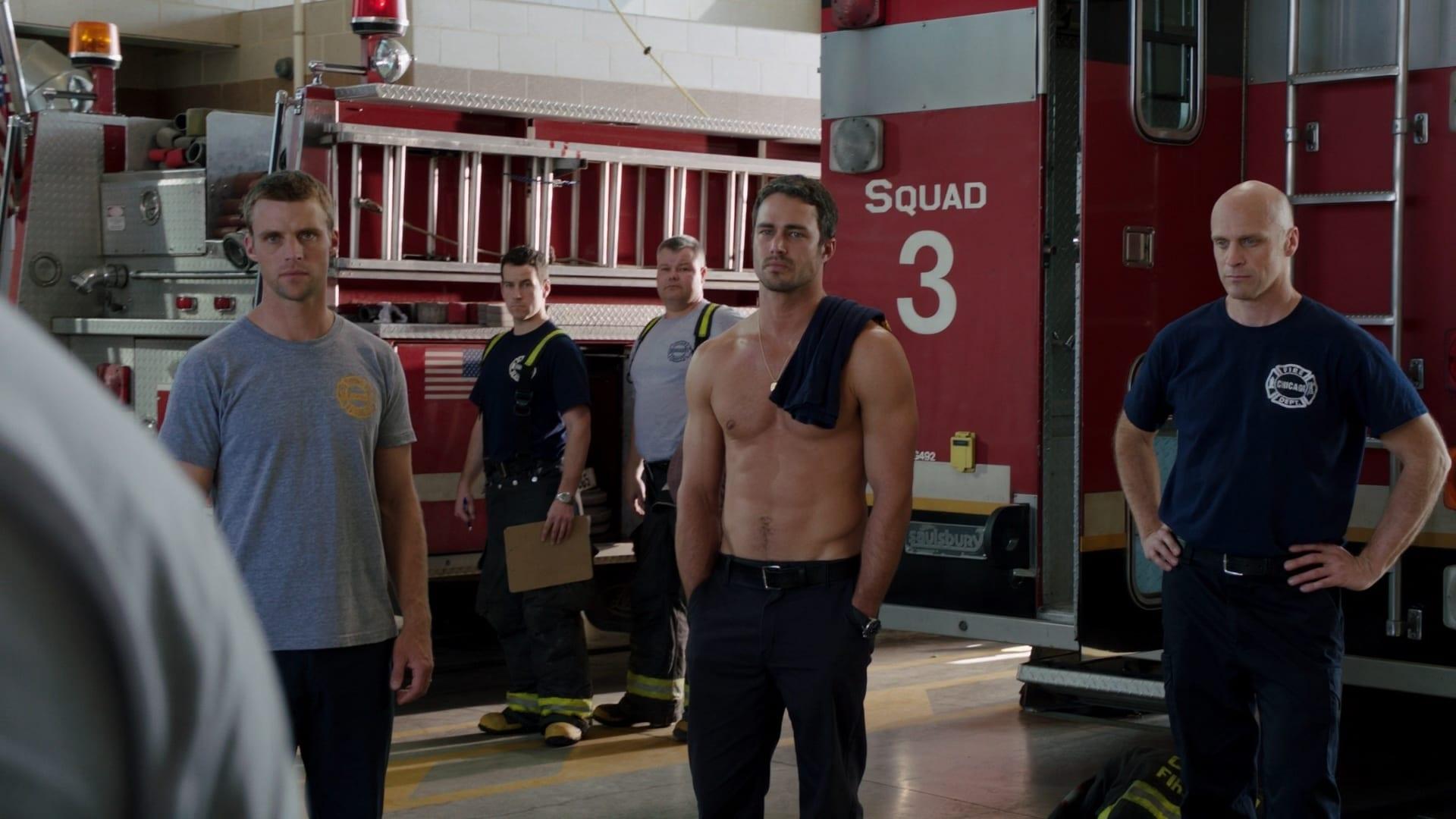 Chicago Fire Season 1 :Episode 1  Pilot / Einsatz in Chicago