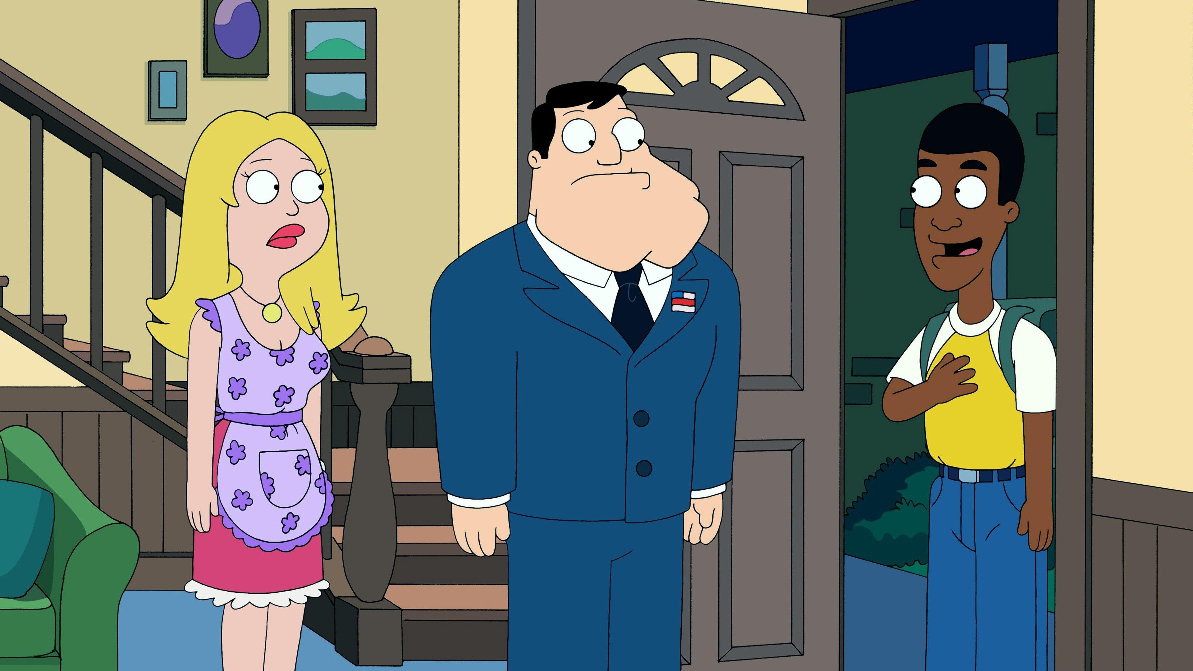American Dad! Season 8 :Episode 17  Ricky Spanish