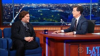The Late Show with Stephen Colbert Season 1 :Episode 27  Jack Black, Nick Woodman, Michelle Dorrance