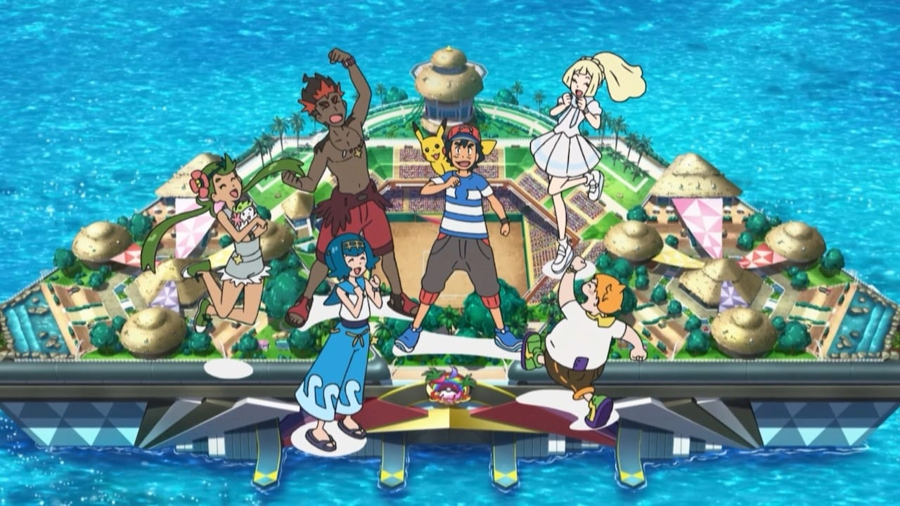 Pokémon Season 22 :Episode 37  Battle Royale 151!!