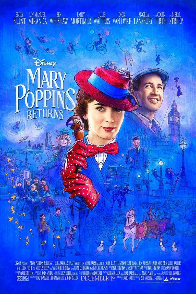 watch Mary Poppins Returns 2018 online free