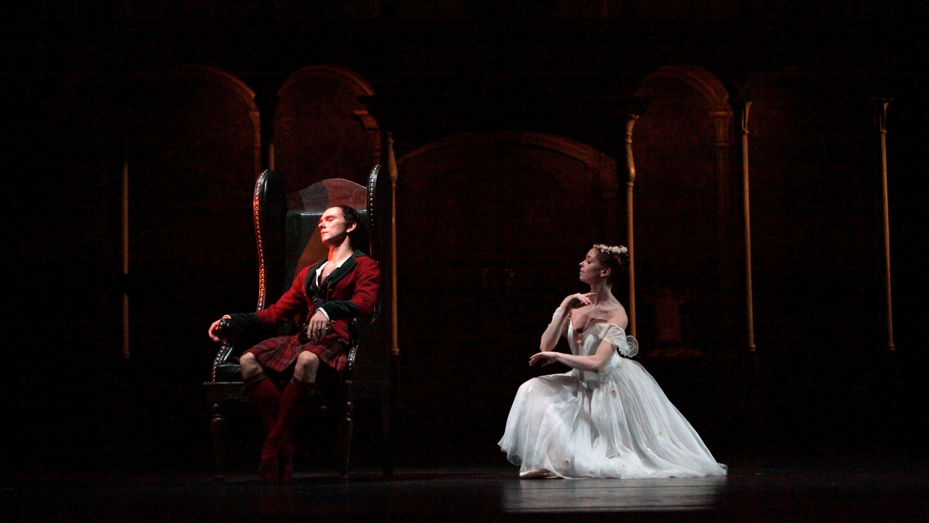Bolshoi Ballet: La Sylphide (2012)