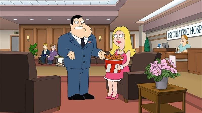 American Dad! Season 12 :Episode 14  American Fung