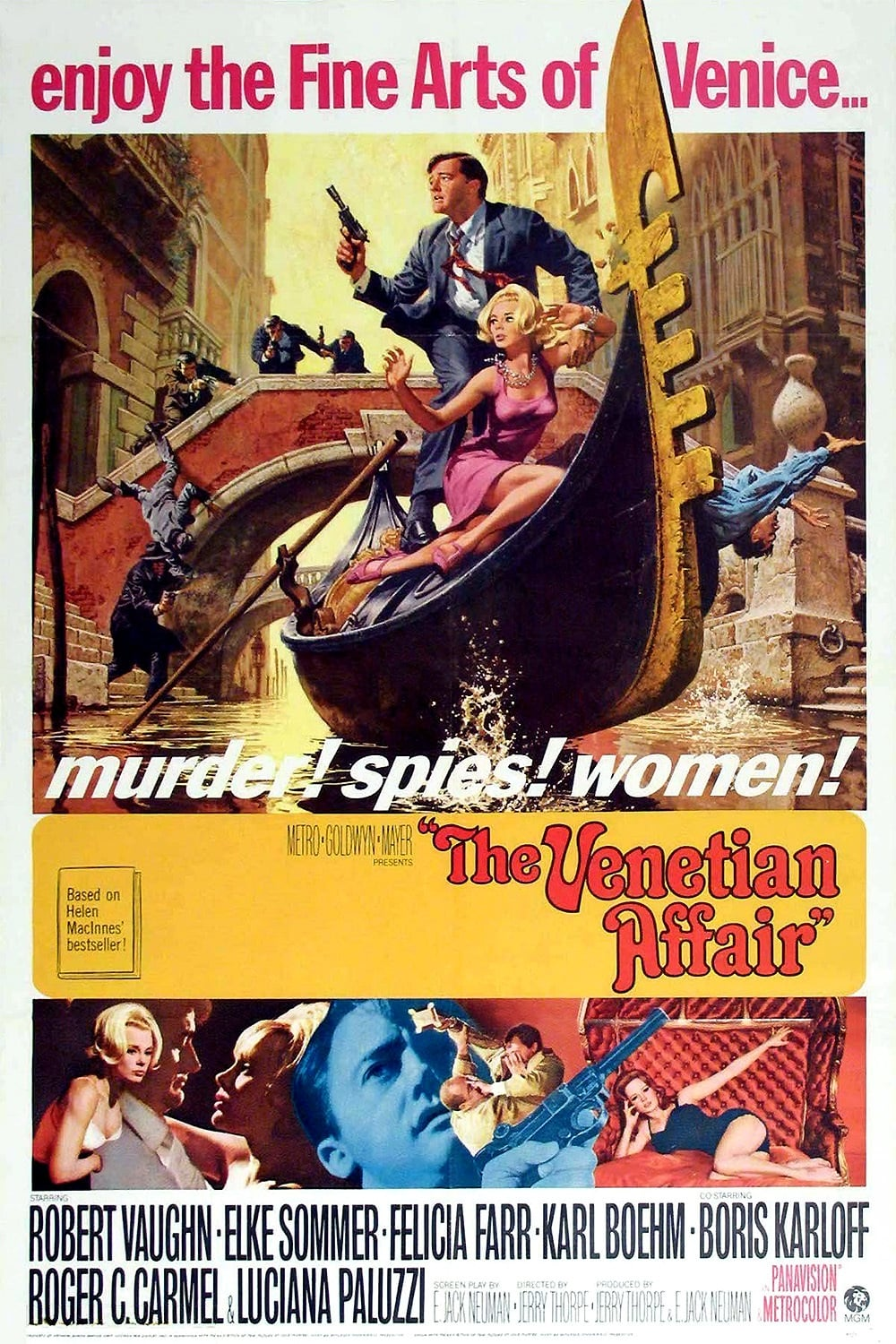 The Venetian Affair (1967)